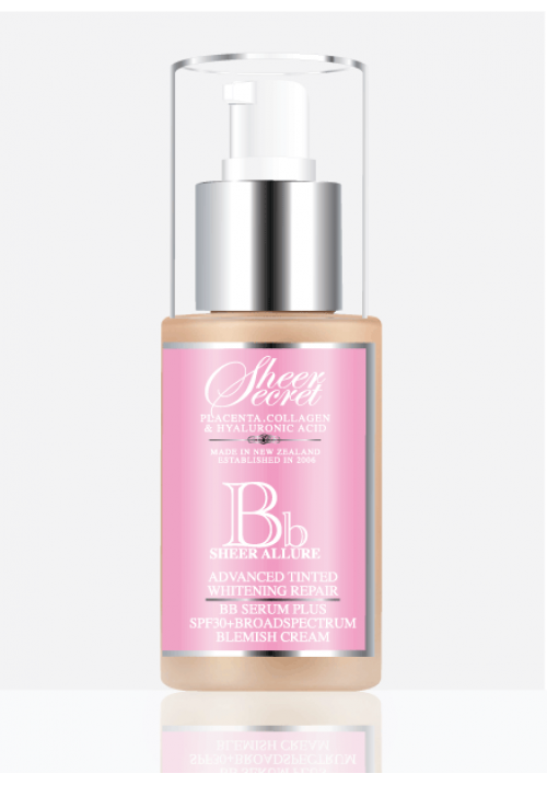BB SERUM PLUS TINTED SKINCARE | SPF30+ BROADSPECTRUM (30ml)