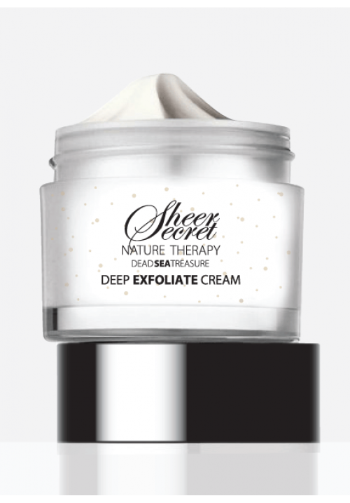 DEEP EXFOLIATE CREAM (15ml)