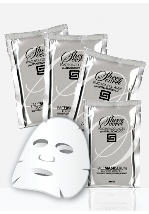 STEM CELL FACE MASK SERUM (Box of 4 x 20g Sachets)