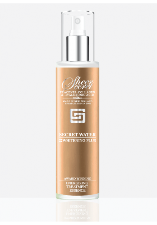 SECRET WATER  [WHITENING +]  ENERGIZING TREATMENT ESSENCE (150ml)