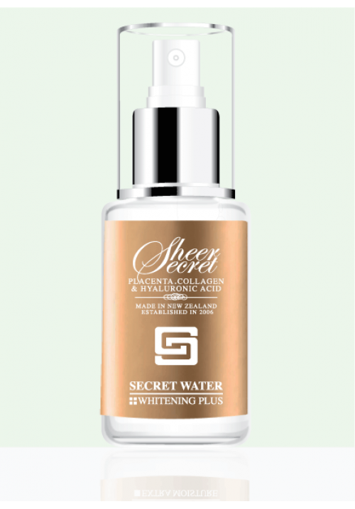 SECRET WATER  [WHITENING +]  ENERGIZING TREATMENT ESSENCE (30ml)