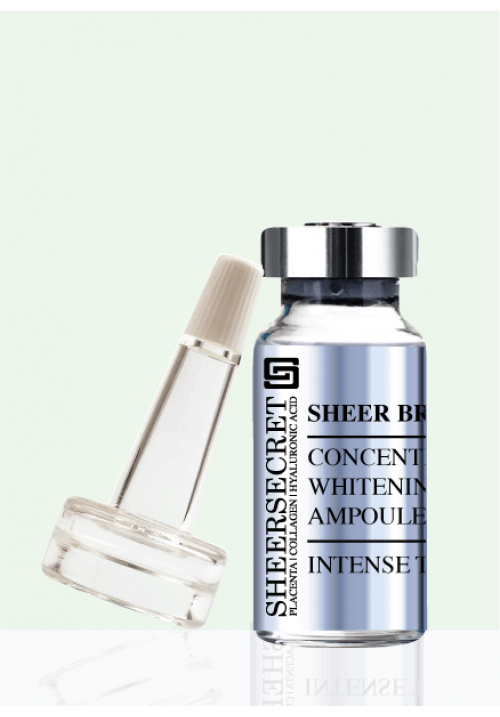 CONCENTRATED WHITENING AMPOULES  (5ml x 1 Ampoules)